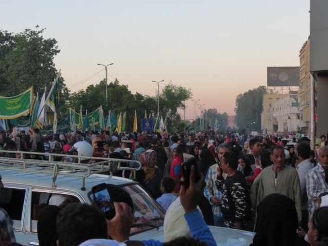 Zdjęcia: Asuan,  Afryka, urodziny proroka Aswan 2, EGIPT