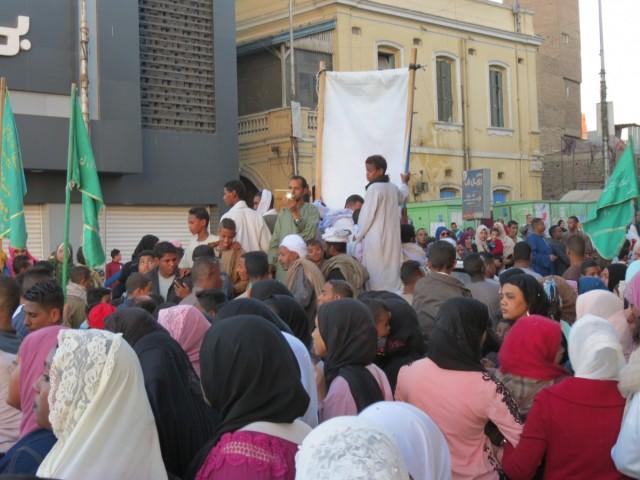 Zdjęcia: Asuan,  Afryka, urodziny proroka Aswan 5, EGIPT