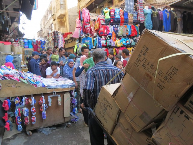 Zdjęcia: Kair, Afryka, logistyka na Chan Al Chalili, EGIPT
