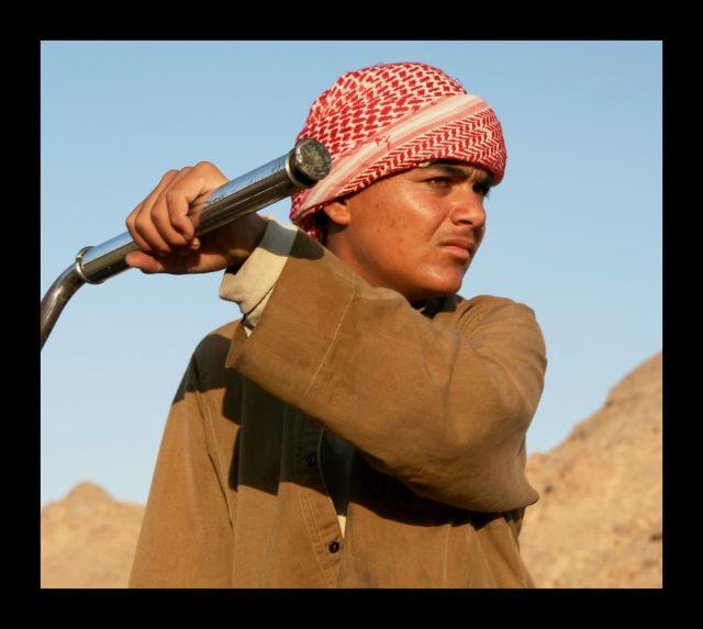 Zdj�cia: pustynia, pustynia , ludzie pustyni czuja zmeczenie...., EGIPT