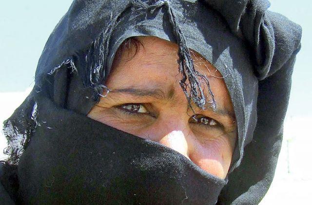 Zdjęcia: Nuweiba, Synaj, Beduinka, EGIPT
