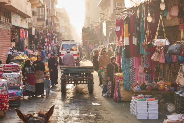 Zdjęcia: Luksor, Luksor, Inny świat, EGIPT