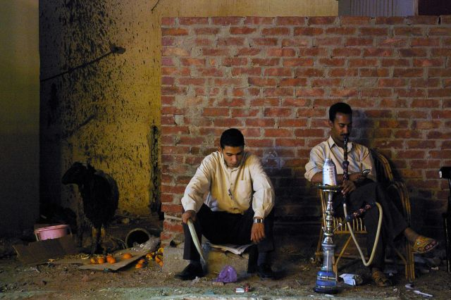 Zdj�cia: Hurghada - Sakala, Swojski klimat, EGIPT