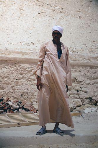 Zdjęcia: Dolina Królów - Luxor, Zły Arab, EGIPT