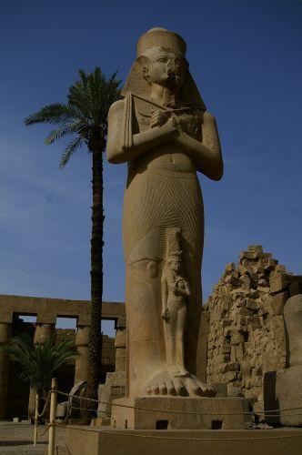 Zdjęcia: Karnak, Bliżej starożytności, EGIPT