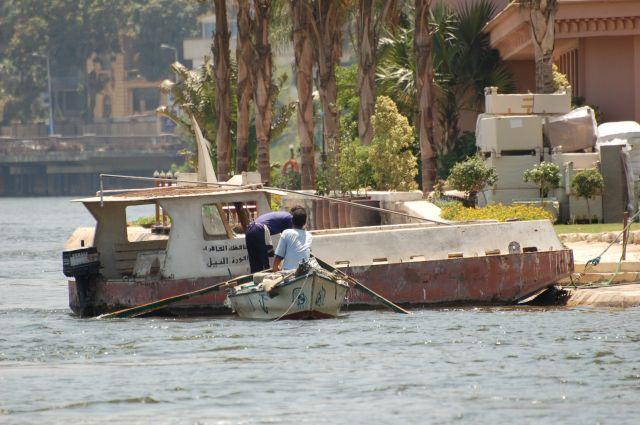Zdjęcia: Kair, Nil, EGIPT