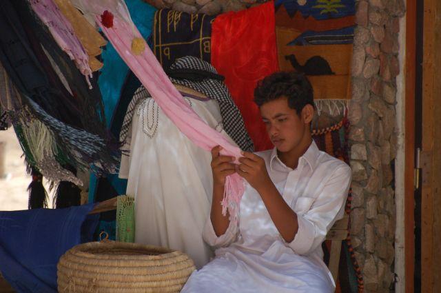 Zdjęcia: Dahab, Beduin, EGIPT