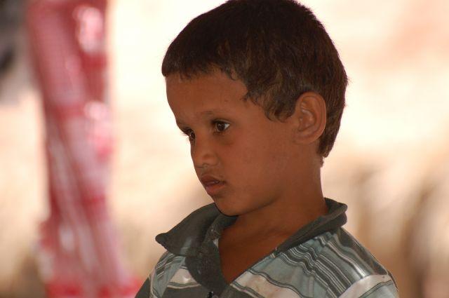Zdjęcia: Dahab, Beduin , EGIPT