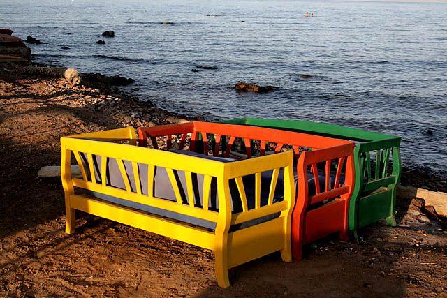 Zdjęcia: Dahab, plaża..., EGIPT