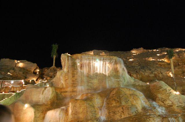 Zdjęcia: Sharm El Sheikh, wodospad, EGIPT