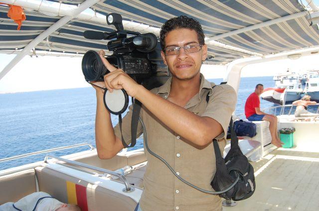Zdjęcia: Sharm El Sheikh, Camera man, EGIPT