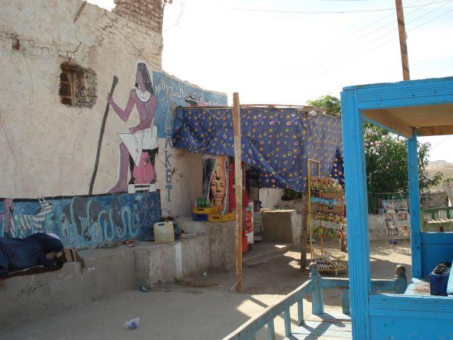 Zdj�cia: w drodze do luxoru, luxor, wju, EGIPT