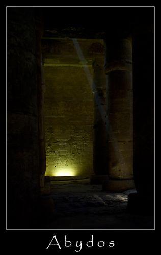 Zdj�cia: Abydos, G�rny Egipt, Abydos, EGIPT
