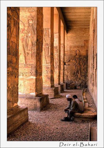 Zdjęcia: Górny egipt, Świątynia Hatshepsut, EGIPT