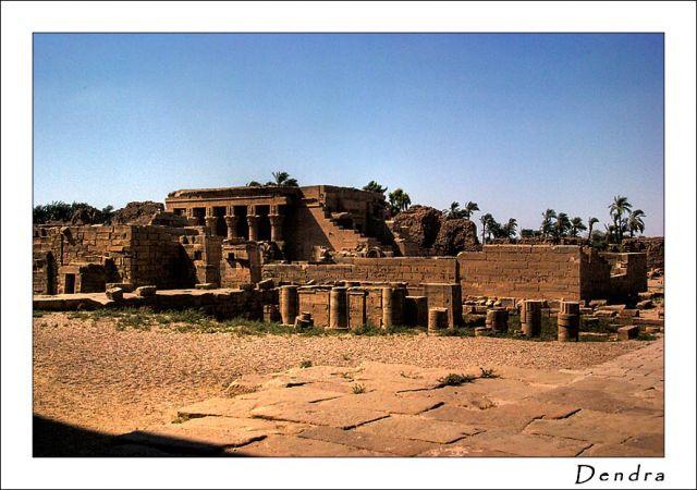 Zdjęcia: Górny Egipt, Dendra, EGIPT