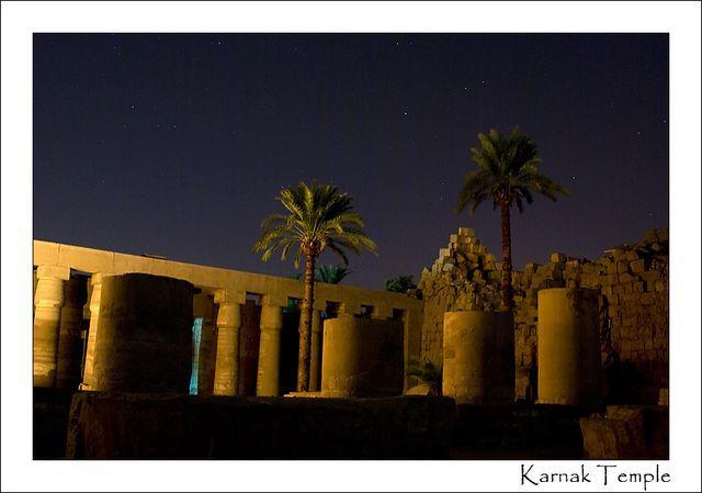 Zdjęcia: Górny Egipt, Karnak, EGIPT