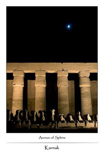 Zdjęcia: Górny Egipt, Karnak II, EGIPT