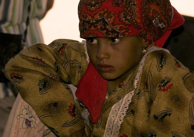 Zdjęcia: Górny Egipt, Dziecko, EGIPT