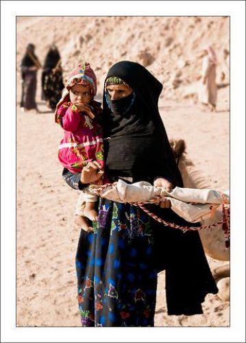 Zdjęcia: Pustynia Zazhodnia, Matka, EGIPT