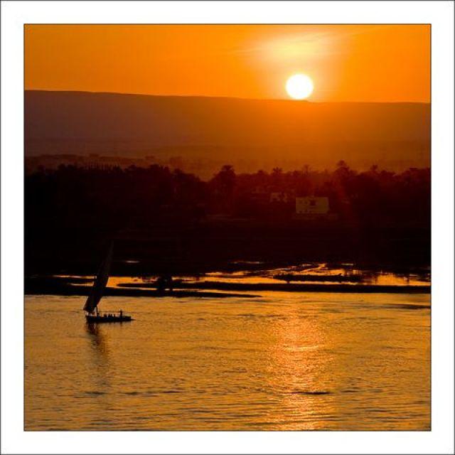 Zdjęcia: Górny Egipt, Nil, EGIPT