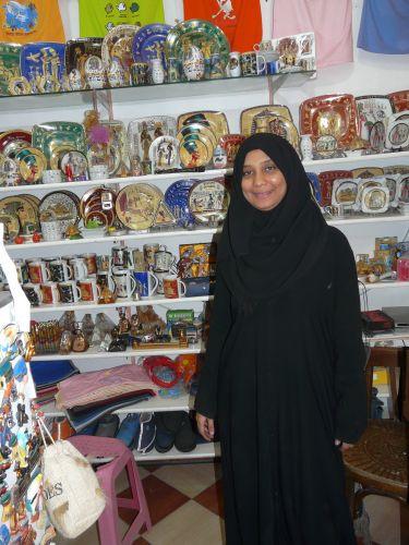 Zdjęcia: Hurghada, Afryka, Ekspedientka, EGIPT