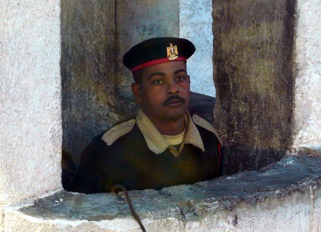 Zdjęcia: Port Safaga, Afryka, Na służbie, EGIPT