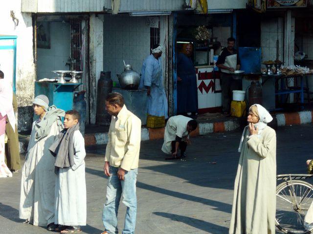 Zdjęcia: Luksor, Afryka, Życie codzienne, EGIPT