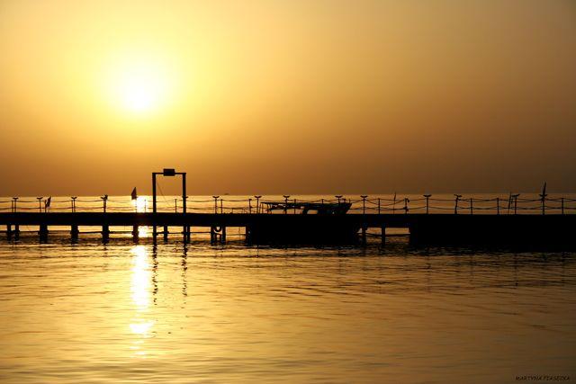 Zdjęcia: Hurghada, Morze Czerwone, Wschód słońca, EGIPT