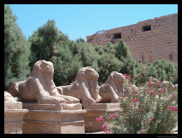 Zdjęcia: Karnak, Karnak, EGIPT
