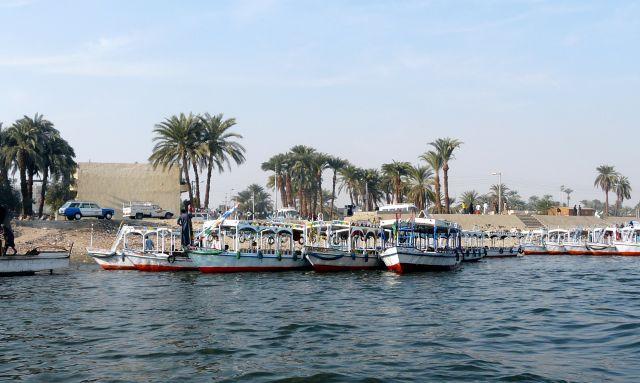 Zdjęcia: Luksor, Afryka, Wzdłuż Nilu 1, EGIPT