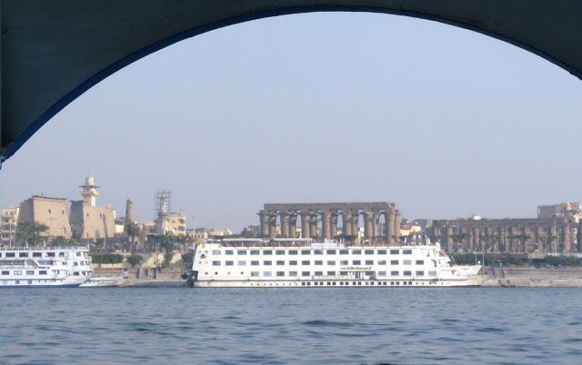 Zdjęcia: Luksor, Afryka, Wzdłuż Nilu 3, EGIPT