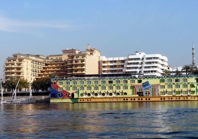 Zdjęcia: Luksor, Afryka, Wzdłuż Nilu 9, EGIPT