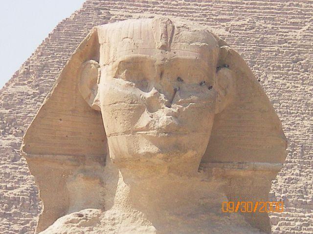 Zdjęcia: Kair, sfinks, EGIPT
