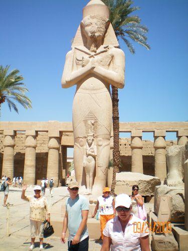 Zdjęcia: Luksor, Św w Karnak, EGIPT