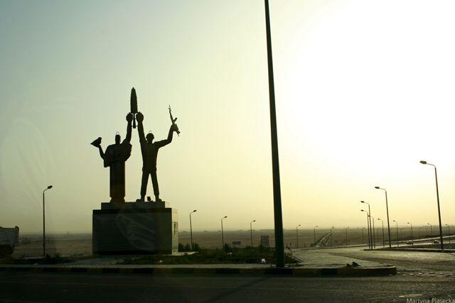 Zdjęcia: Droga z hotelu do centrum, Hurghada, Wolność, EGIPT