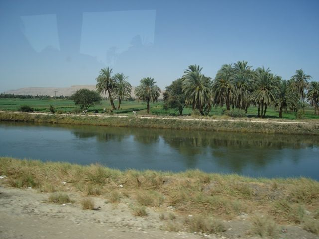 Zdjęcia: EGIPT, Kanały nad  Nilem, EGIPT
