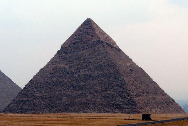Zdjęcia: Kair/Giza, Afryka, Piramida Chefrena, EGIPT