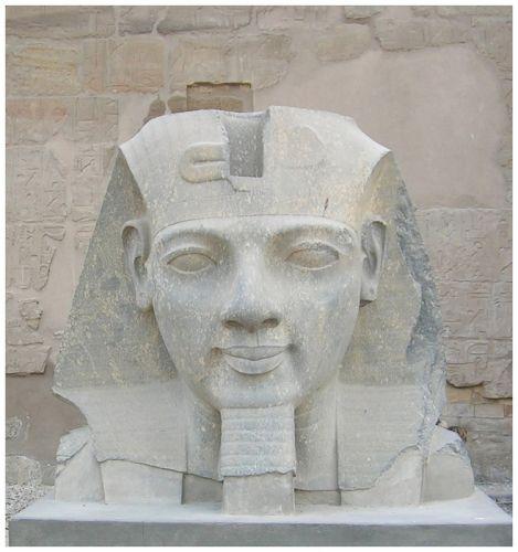 Zdjęcia: Luxor, Egipt środkowy, Uśmiech Faraona, EGIPT