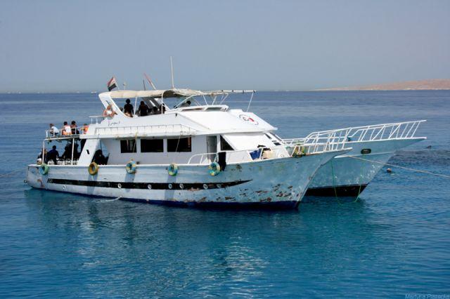 Zdjęcia: Morze Czerwone, Hurghada, Statek, EGIPT