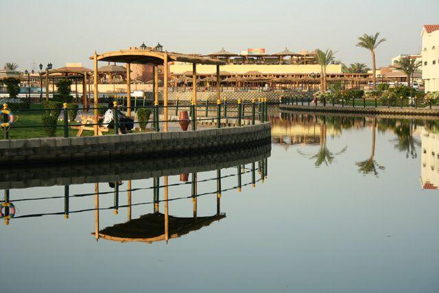 Zdjęcia: Dana Beach Resort, Hurghada, Poranek, EGIPT