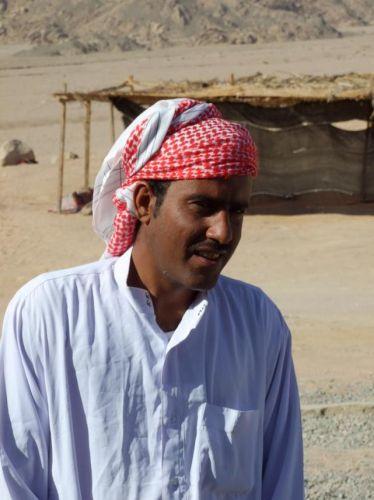 Zdjęcia: W okolicach Dahab, Synaj, Beduin, EGIPT