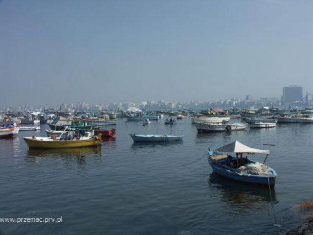 Zdjęcia: Aleksandria, Morze Śródziemne, EGIPT