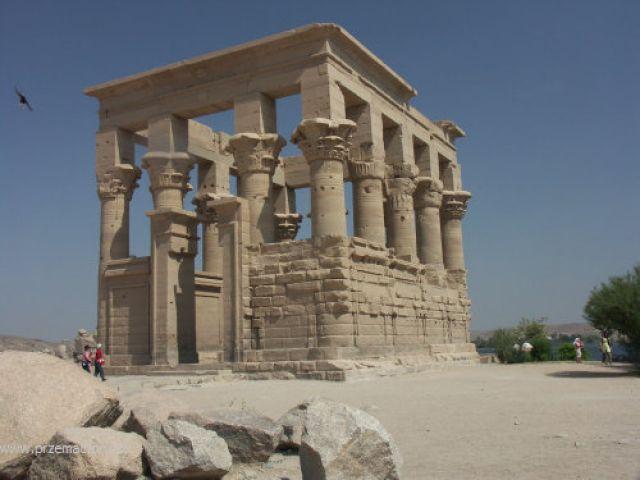 Zdjęcia: File, Kiosk Trajana, EGIPT