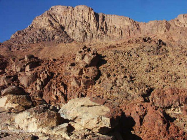 Zdjęcia: Synaj, Góra Synaj, EGIPT