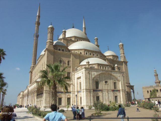 Zdjęcia: Kair (cytadela), Meczet Muhammada Alego, EGIPT