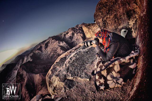 Zdjęcia: góry Synaj, SYNAJ, Góry na górach – patrzone na widzianych – stoją. , EGIPT