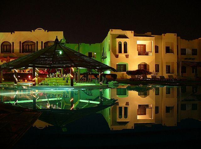 Zdjęcia: Sharm, coś na zimne jesienne wieczory - gorąca bezwietrzna egipska noc, EGIPT
