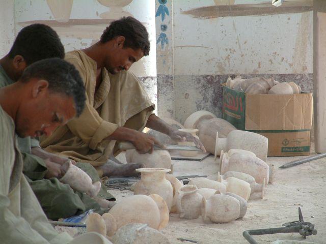 Zdjęcia: NaczynFabryka, Praca, EGIPT