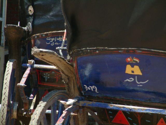 Zdjęcia: ulice, Taxi, EGIPT