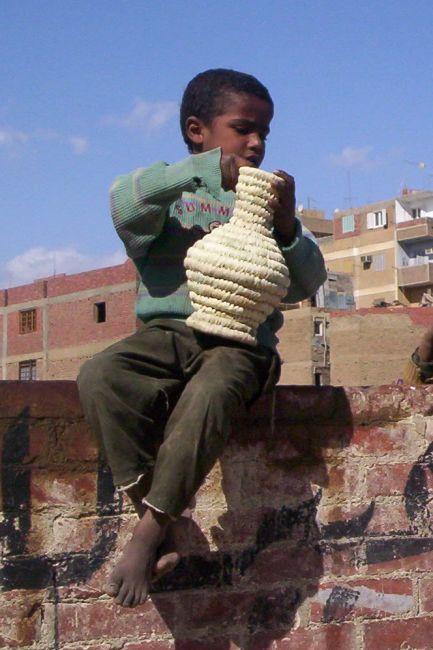 Zdjęcia: Obrzeża, Kair, Mały biznes I, EGIPT